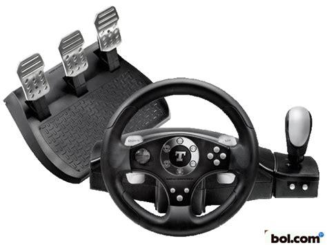 volante pc feedback bol thrustmaster rally gt racestuur pedalen zwart