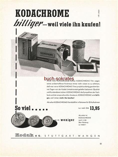garten kaufen stuttgart wangen werbung anzeige kodachrome kodak ag stuttgart wangen 1956