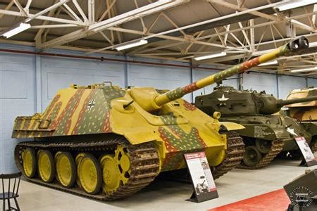 Jagdpanther Mba by Preserved Tanks Tank Types