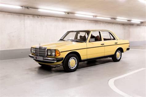 mercedes limousine mercedes 230 limousine w123 mercedes en