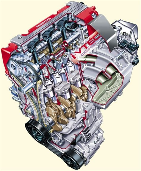 k20 tuning type r engine