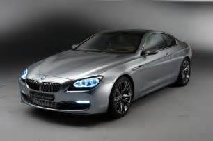 new bmw 6 series coupe concept evo