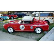1957 Alfa Romeo Giulietta At The Monterey Sports And