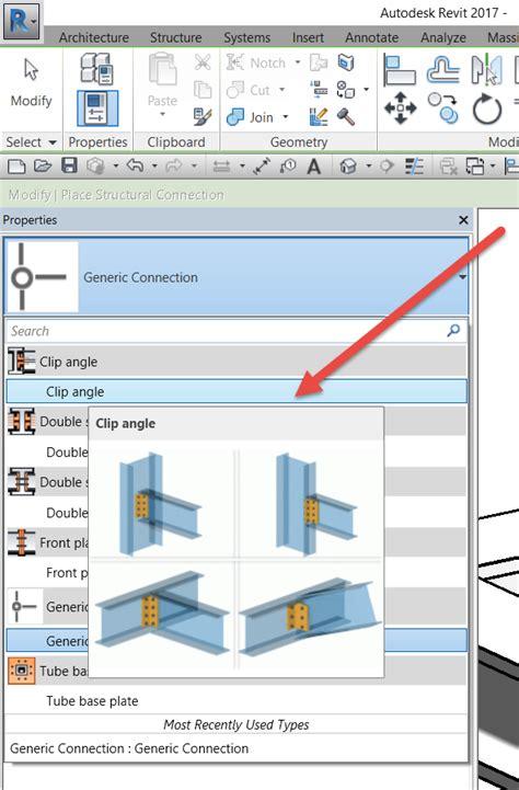 revit tutorial pdf 2016 revit 2017 new structural connections