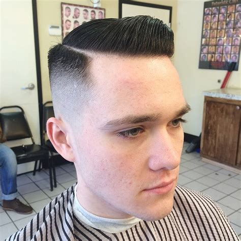 High And Tight Side Part | best 40 shaved sides hairstyles and haircuts for men