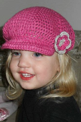 free pattern newsboy hat free crocheted newsboy hat a ravelry download or links to