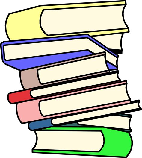 clipart libro clipart pile of books clipart collection stack of