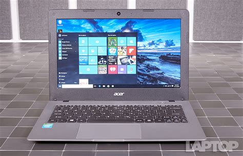 Laptop Acer Aspire One Cloudbook acer aspire one cloudbook 11 review and benchmarks
