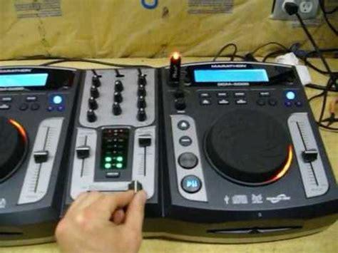 Its That Hello Again In A Usb Mp3cd Player by Marathon Dcm 5000 Dj Club Mixer Cd Sd Usb Mp3