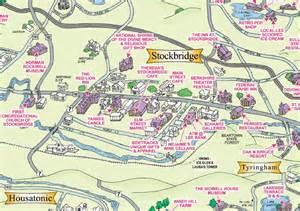berkshire maps of smiles stockbridge chamber of