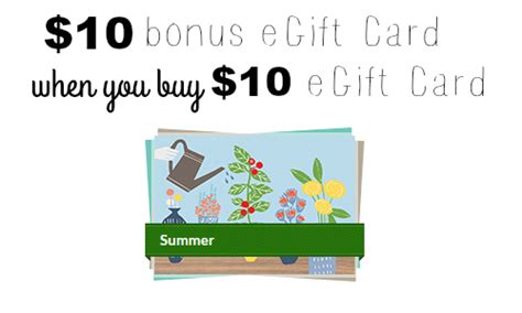Can You Buy Starbucks Gift Cards Online - starbucks 10 bonus egift card southern savers