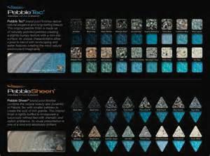 pebble sheen colors pebble tec vs pebble sheen probrains org