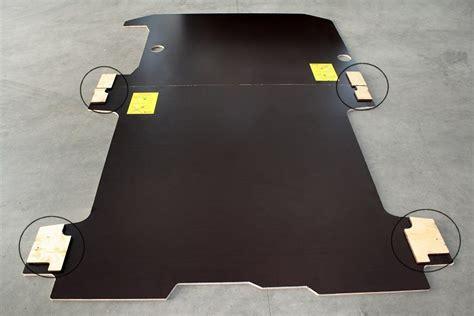Adera Maxi floor panels for vans
