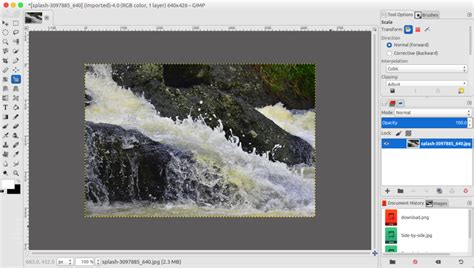 photoshop layout for gimp how to make gimp look like photoshop better tech tips