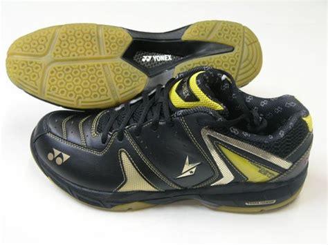 Sepatu Santai Yonex yonex shbsc6ldex black dan edition badminton shoes