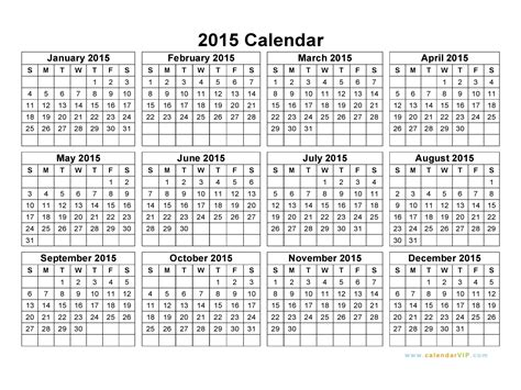 2015 printable calendar templates calendar printable 2015 freepsychiclovereadings
