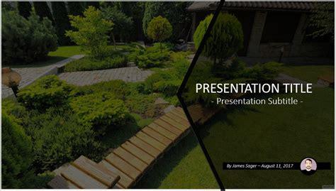 powerpoint themes landscape free landscape design powerpoint 45112 sagefox