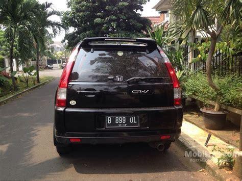 Honda Crv Manual 2002 by Jual Mobil Honda Cr V 2002 4x4 2 0 Di Dki Jakarta Manual