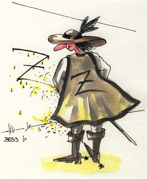 Film Cartoon Zorro | zorro by besscartoon famous people cartoon toonpool