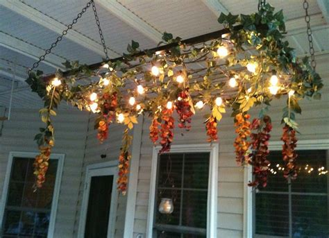 Diy Patio Lighting Diy Outdoor Lighting What To Do With Mattress 7 Creative Ideas Bob Vila