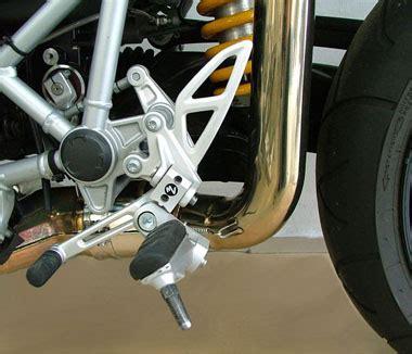 Bmw R1200s Tieferlegen by Bmw R1200s Fahrer Fu 223 Rastentieferlegung Verstellbar 40mm