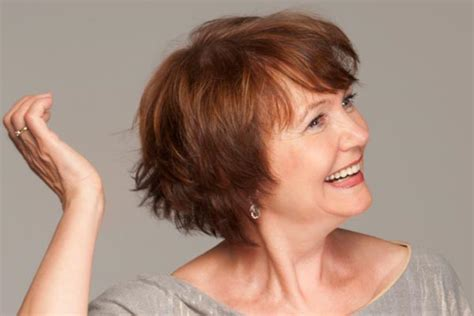 spring 2015 hairstyles for 60 year old woman short hairstyles for older women