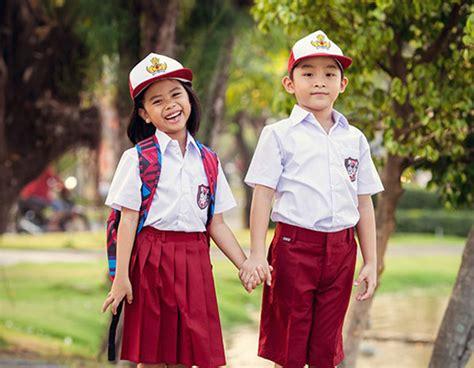 Seragam Sekolah Sd Anak Laki Laki Perempuan Polos Pendek Size 11 13 jual baju anak laki laki dan seragam sekolah surabaya