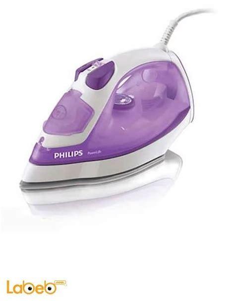 Lu Philips Ml 500 Watt philips powerlife steam iron gc2930 2300watt 300ml