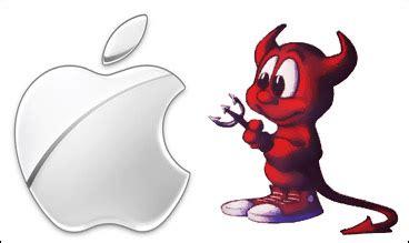apple bsd apple inventeur ou assembleur malin
