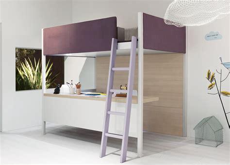 Camelot Soft Loft Bed   Modern Loft Beds   Modern