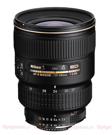 Lens Af S 17 35 Mm F 2 8 D If Ed lenstip lens review lenses reviews lens