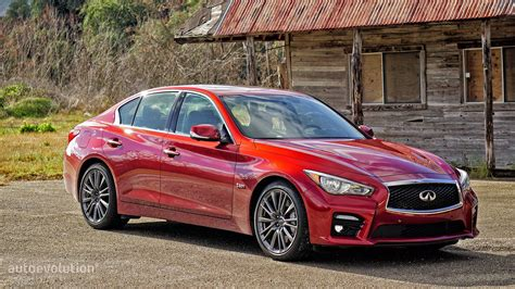 Infiniti Q50s Horsepower by 2016 Infiniti Q50 Sport 400 Review Autoevolution
