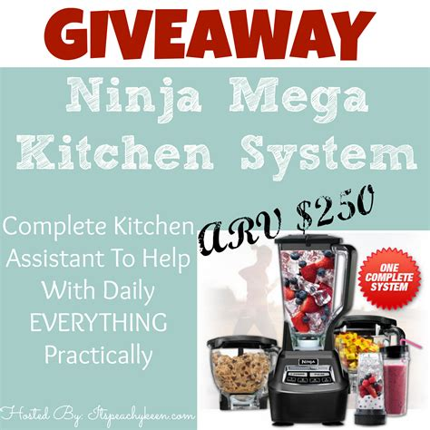 mega kitchen system recipes krazy freebies mega kitchen system giveaway