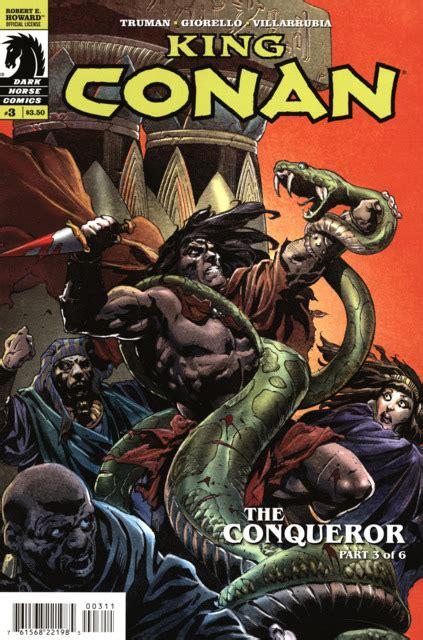 el conquistador vol 2 8467922249 king conan the conqueror volume comic vine