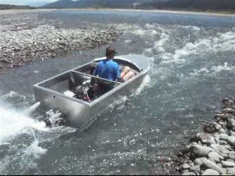 mini jet boat plans nz jet dinghy build and test nz youtube