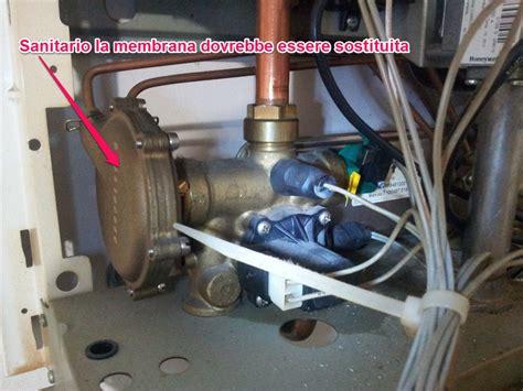 sostituzione vaso espansione caldaia problema accensione acqua calda forum tecnici