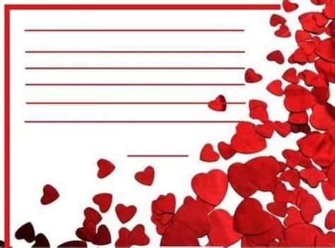 Imagenes De Amor Para Escribir | marcos para escribir cartas de amor y amistad