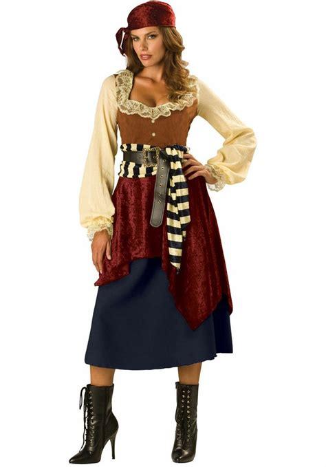 Handmade Pirate Costume - buccaneer pirate costume pirate costumes