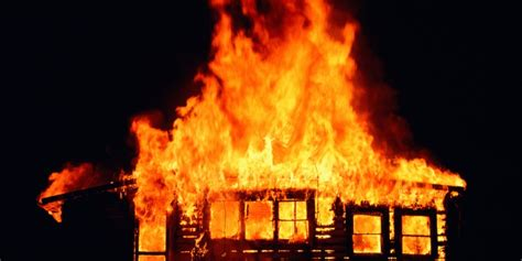 house on fire breaking news two children injured in la croix maingot house fire st lucia news online
