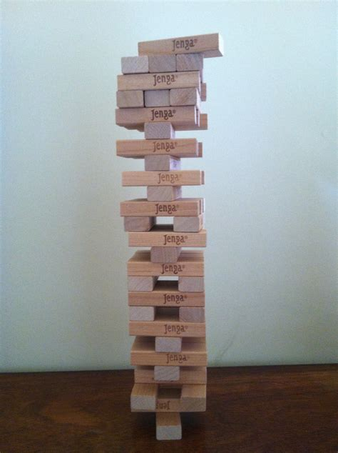 Or Jenga Organizing Lessons From Jenga Simplicity