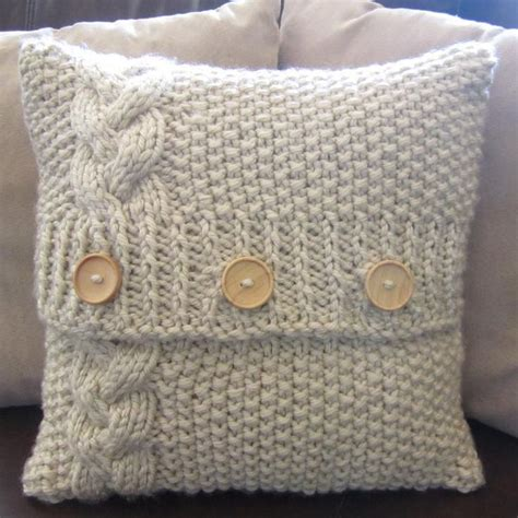 Design Ideas For Cable Knit Throw Pillow Great Design Ideas For Cable Knit Throw Pillow Top 25 Ideas About Knitted Pillows On