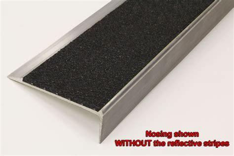 aluminum stair nosings are metal stair nosings by american