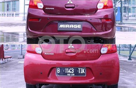Mirage Plat Abu inilah perbedaan tilan yang ditawarkan mitsubishi new
