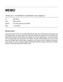 Memo Template Page On Vertex42 Memo Template Printable Templates Free