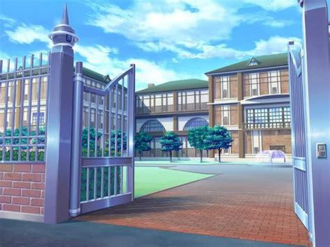 anime high school dormitory entrance forums myanimelist net ideas