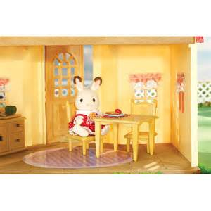 calico critters cozy cottage go bananas toys