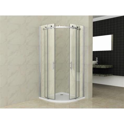 box doccia senza profili box doccia bologna in cristallo 8mm semicircolare doppia