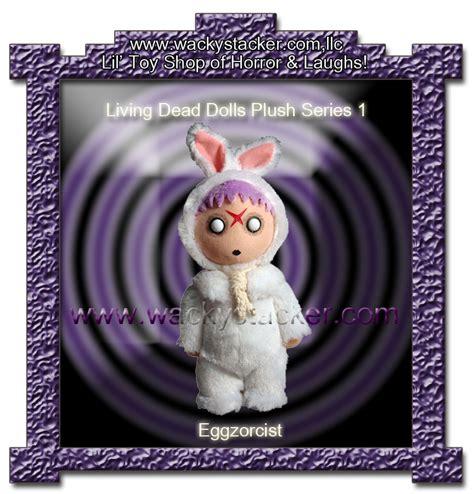 And Cuddly A Fashion Victim Picture by Living Dead Dolls Plush Creepy Cuddler Ragdolls Living