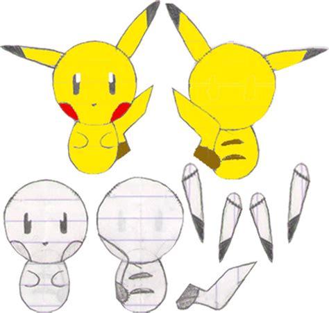 pikachu template pikachu pattern www imgkid the image kid has it