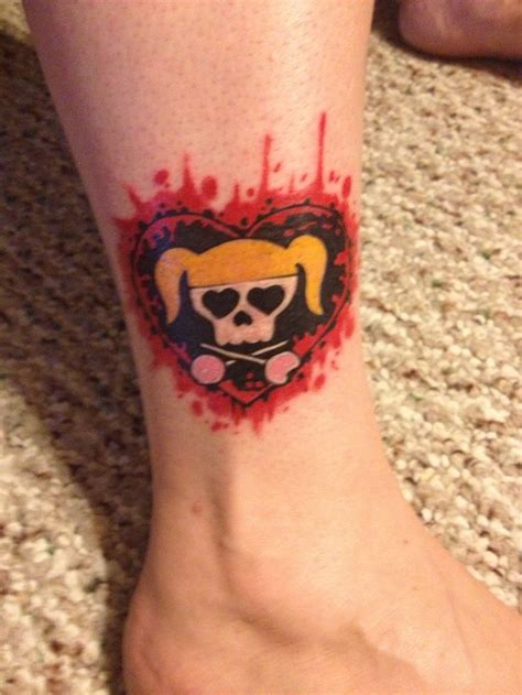 lollipop tattoos my lollipop chainsaw my personal gamer tats